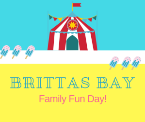 Family Fun Day Brittas Bay
