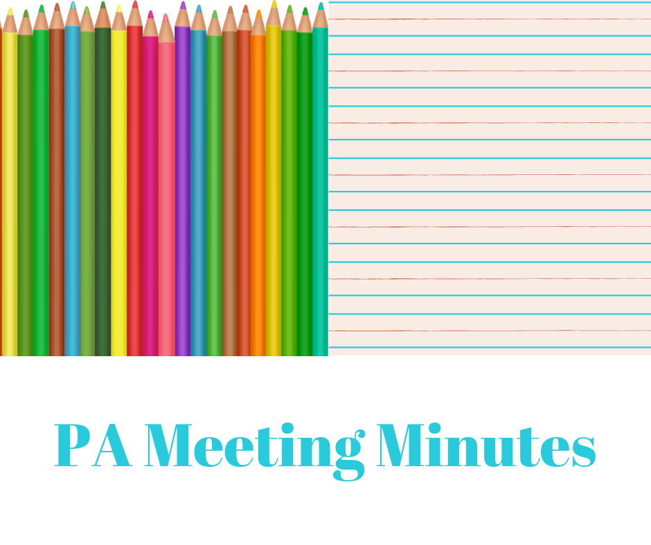 PA Meeting Minutes Brittas Bay
